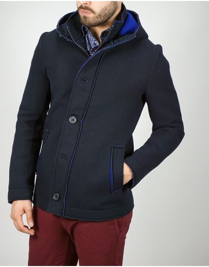 Fred Mello Man Jacket