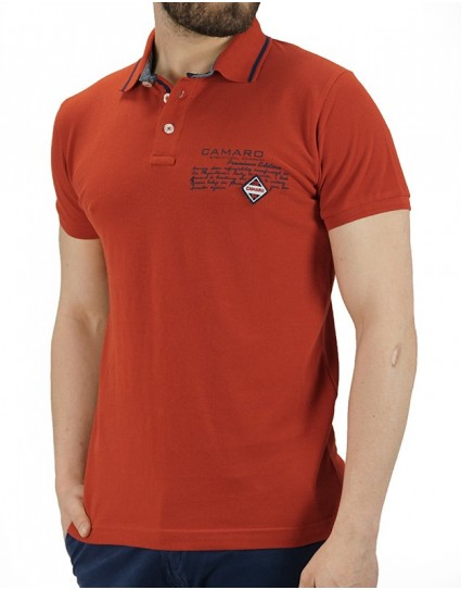 Camaro Man Polo T-shirt