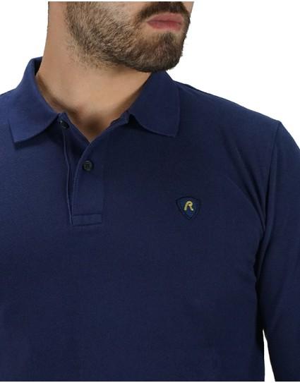 Replay Ανδρική Μπλουζα Polo