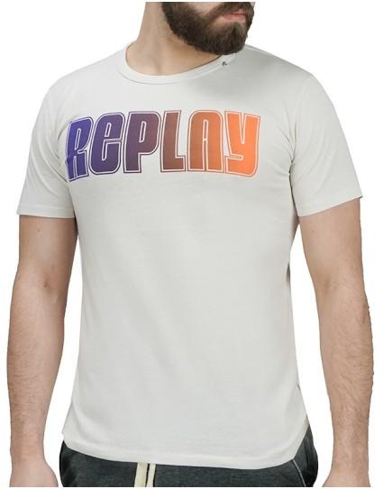 Replay Ανδρική Μπλούζα  (Μ3480.000.2660)