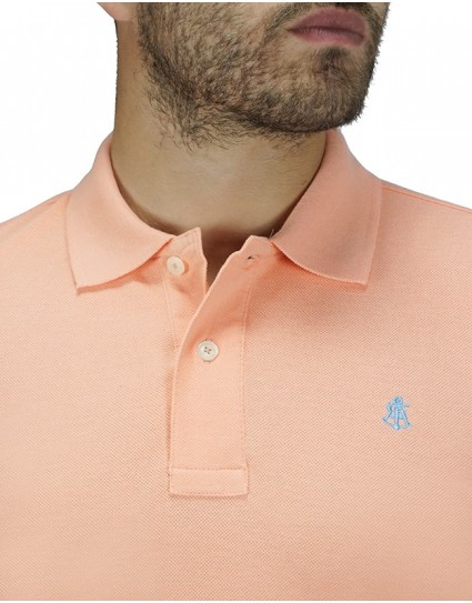 Explorer Man Polo T-shirt