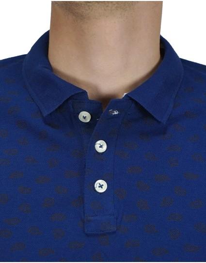 Brokers Ανδρική Μπλουζα Polo  (1801295906)