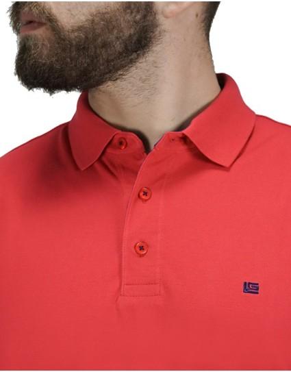 Guy Laroche Ανδρική Μπλουζα Polo