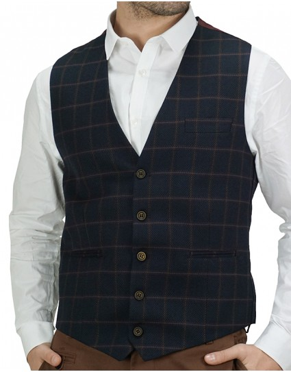 Italian Job Man Vests
