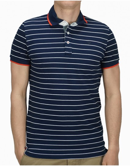 Brokers Man Polo T-shirt