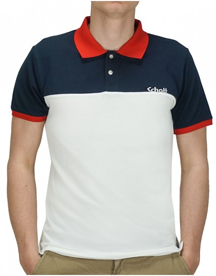 Schott - n.y.c Man Polo T-shirt