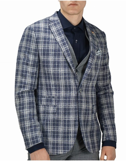 Royal Punk Man Blazer