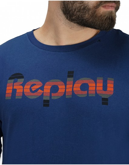 Replay Man T-shirt