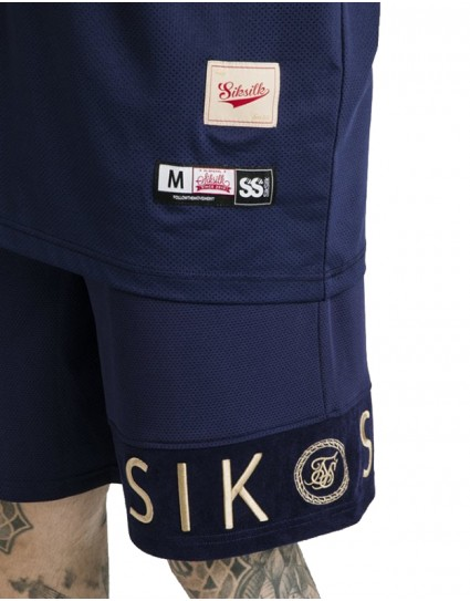 Sik Silk Man Shorts