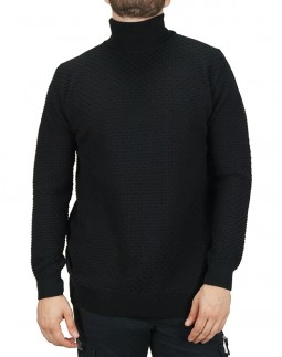 Cotton Green Man Sweater