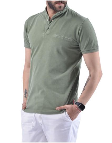 Vittorio Artist Man Polo T-shirt