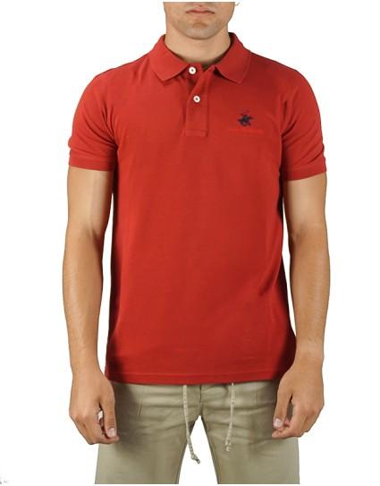 Beverly Hills Polo Club Man Polo T-shirt