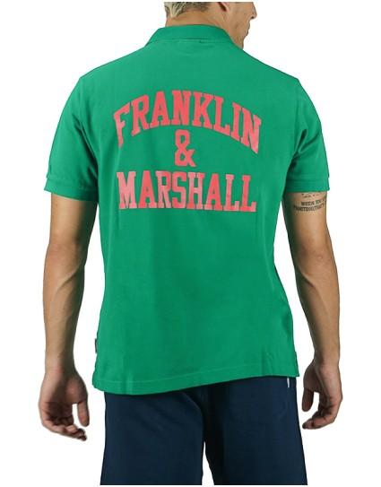 Franklin & Marshall Man Polo T-shirt