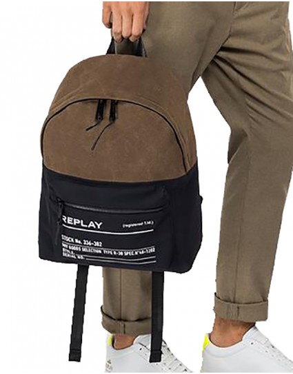 Replay Man Bag