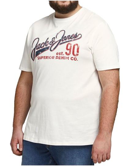 "Jack & Jones Man T-shirt ""LOGO"""