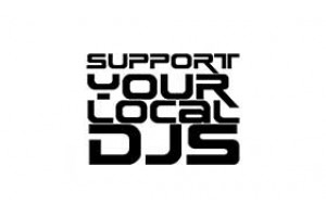 Support Your Local Djs
